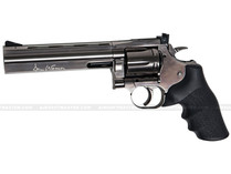 "ASG Dan Wesson 715 Revolver 6"" CO2 Low Power Steel Gray"