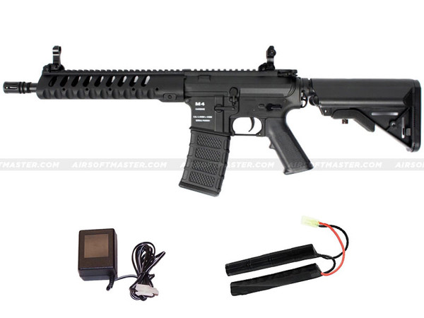 Classic Army M4 Delta-10 Skirmish AEG Black