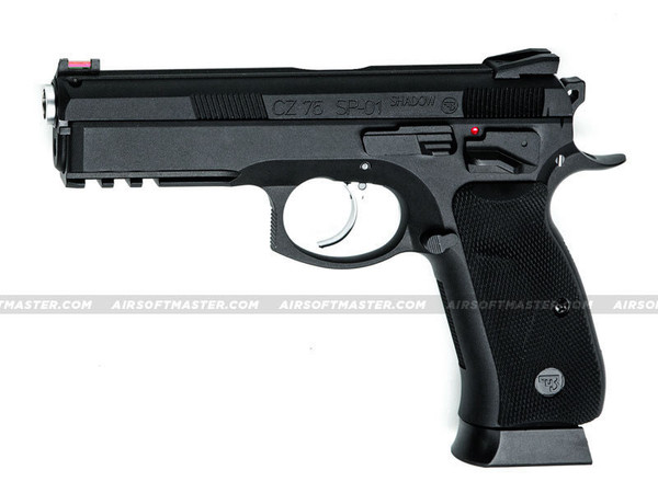 ASG CZ SP-01 Shadow GBB Airsoft Pistol Black