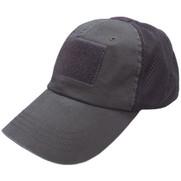 Condor Tactical Mesh Cap Black