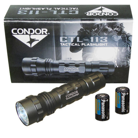 Condor Tactical Flashlight CTL-113