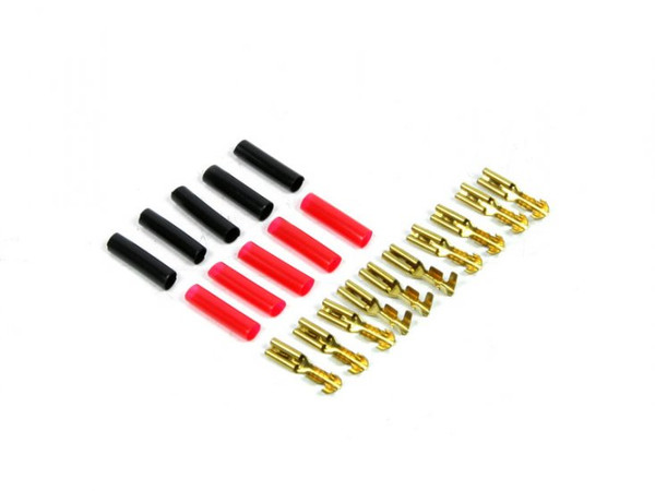 Bravo Gold Pin Motor Connector (10 Pcs)