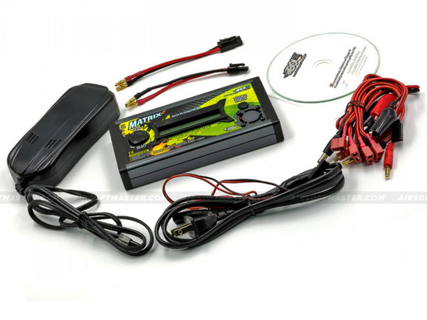 BOL Multi-Function Advanced Charger for LiPo LiFe NiMH NiCD