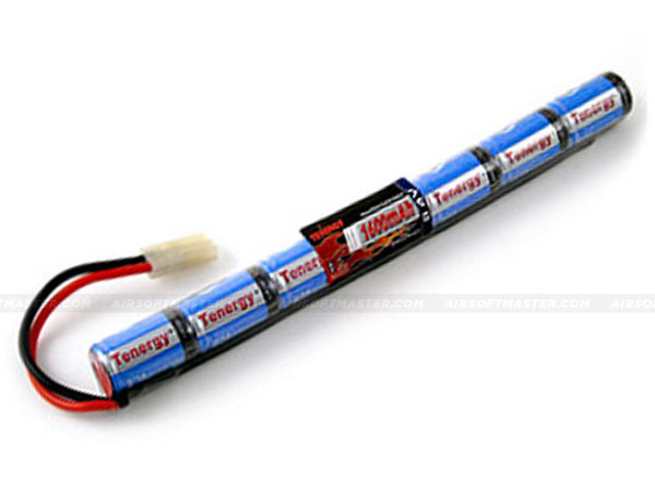 Tenergy 8.4v 1600mAh NiMH Mini Stick Battery