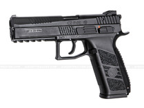 ASG CZ P-09 CO2 Blowback Airsoft Pistol Black