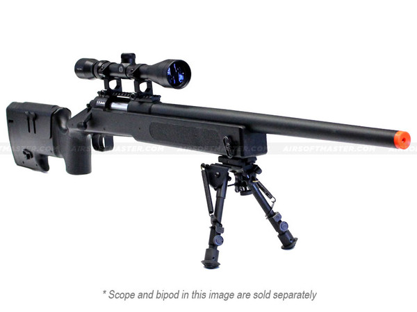 ASG McMillan M40A3 Spring Sniper w/ Accessories
