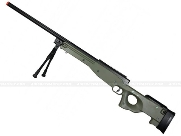 Bravo MK98 Sniper Rifle OD Green