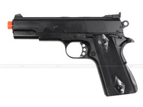 HFC 1911 Spring Pistol Black