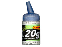 TSD TACTICAL .20G BB 1000RD WHITE BOTTLE