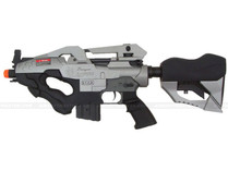 The JG S.T.A.R Dragon Airsoft Electric Rifle Two Tone White/Black