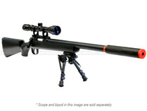 Well BAR-10 G-Spec Bolt Action Sniper w/ Accessories