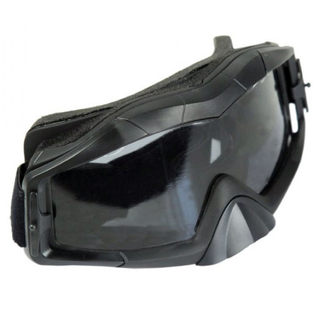 Bravo Tactical Airsoft Goggles - Black