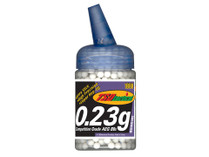 TSD Tactical 6mm .23g BB 1000rd Bottle - White