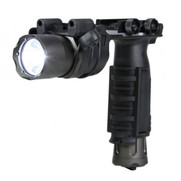 Bravo Weapon Tactical Flashlight - Black