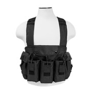 The NcStar CVAKCR2921B AK Chest Rig Black