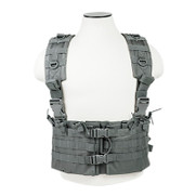 NcStar CVARCR2922U AR Chest Rig Urban Grey