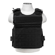 NcStar External Pocket Plate Carrier CVPCVEPL2984B Black