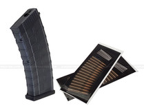 G&G RK74 Magazine 115R Mid-Cap Tainted for G&G RK74, RK104, RK47