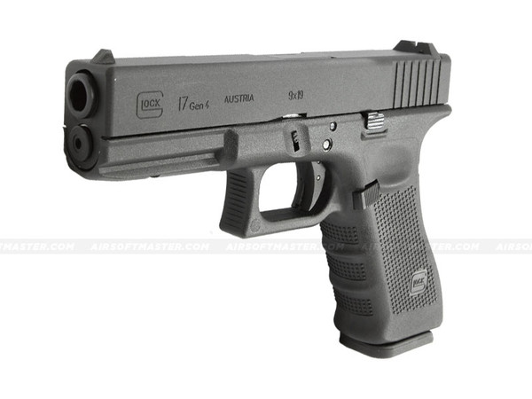 Elite Force Glock 17 Gen 4 Gas Blowback Airsoft Pistol