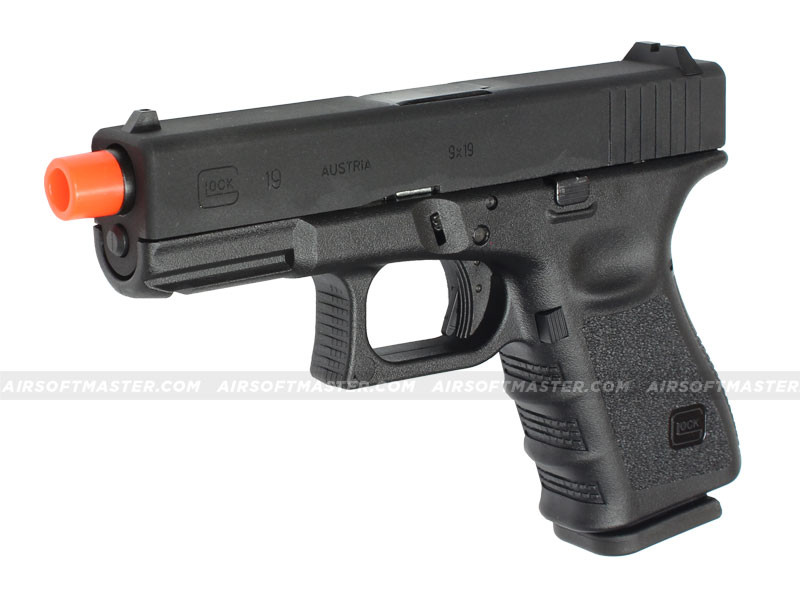 Elite Force Glock 19 Gen 3 Gas Blowback Airsoft Pistol