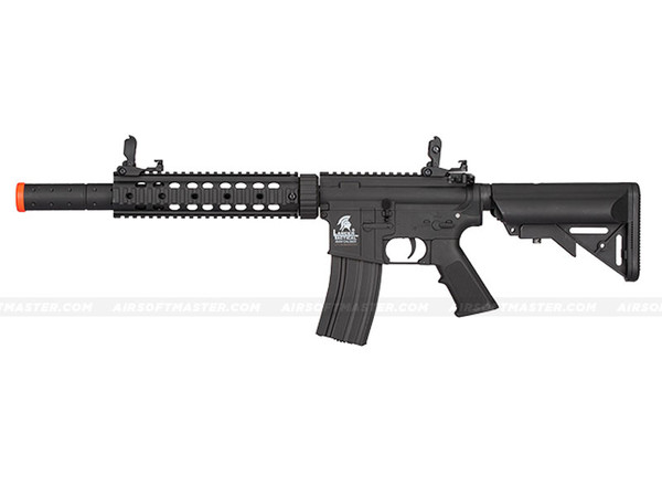 The LT-15CB-G2  Nylon Polymer M4 Gen 2 SD in Black
