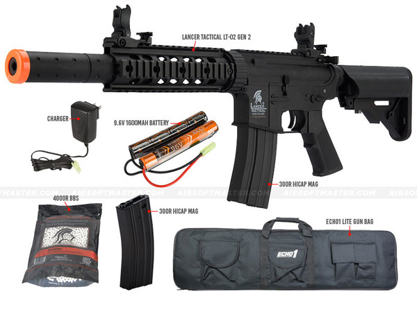 Airsoft Master Starter Package 102 for Beginners