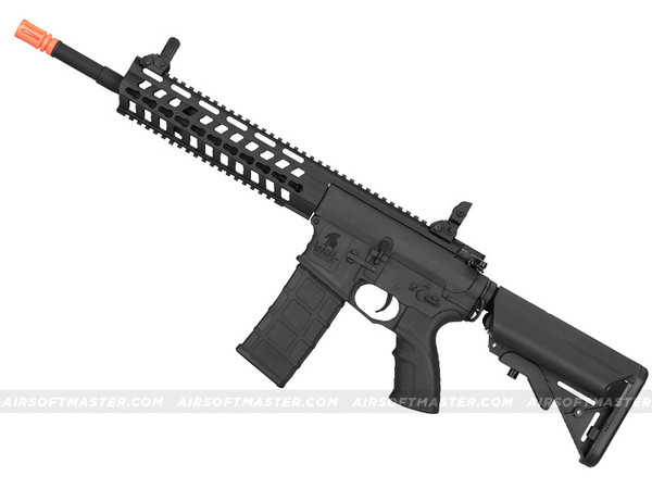 "Lancer Tactical LT-107BB 14.5"" Rapid Deployment Carbine Black"