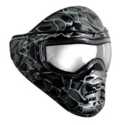 Save Phace Intimidator Airsoft Mask - Angled View