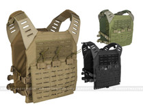 Valken Plate Carrier II Laser Cut Tan Black Green