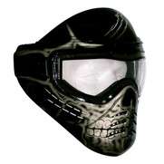 Save Phace Scar Phace Dis Series Airsoft Mask - Angled View