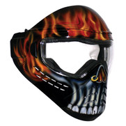 Save Phace Ghost Stalker - Dope Series Airsoft Mask Angled 1