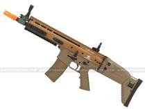 FN Herstal Scar-L Airsoft Gun Tan
