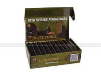 Elite Force 140rd Mid-Cap Magazine for M4 M16 AEG Black