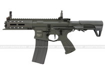 G&G GC16 ARP-556 CQB Full Metal Airsoft Gun w/ Burst Mosfet Gray