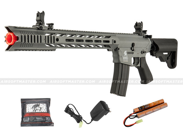 Lancer Tactical SPR Interceptor Gen 2 Gray