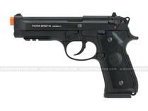 Elite Force Beretta M92 A1 Full Auto GBB CO2 Airsoft Pistol