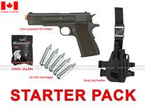 Gold Pistol Starter Package