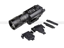 Element X300V LED Pistol Light w/ Strobe Light Black