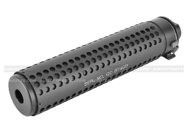 CYMA M4 Series Airsoft Metal QD Mock Suppressor