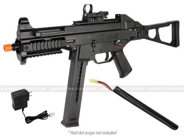 HK UMP 45 Competition Airsoft Gun Black