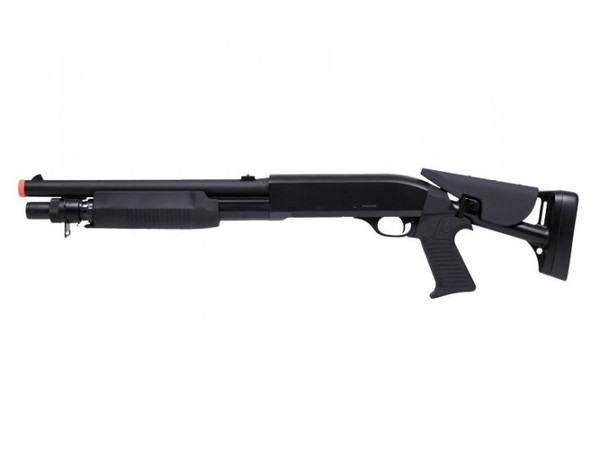 Bravo B28C 3-Shot Retractable Stock Shotgun