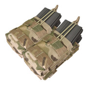 Condor Double Stacker M4 Magazine Pouch - Multicam