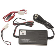 Tenergy Smart Charger for NiMH NiCad 6v-12v Battery