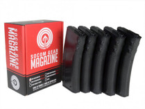 SOCOM Gear 190rd Troy Battle Midcap Magazine - 5pc Set