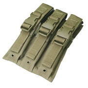Condor Triple MP5 Mag Pouch - OD
