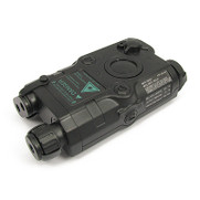 King Arms AN/PEQ-15 Box Battery Case - Black