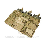 Condor Multicam Triple M4 Open Top Mag Pouch MA27-008