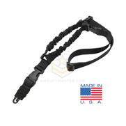 Condor Cobra Single Point Bungee Sling Black