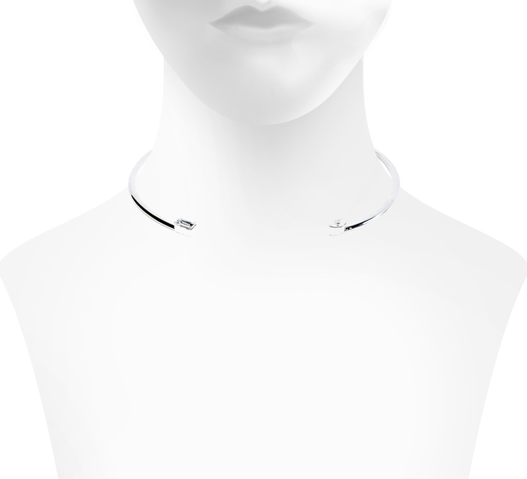 Shown on Neck
