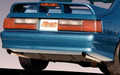 Cervinis Cobra Rear Fascia for GT (1987-93)